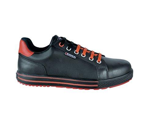 Cofra Sicherheitsschuhe Sneaker Sicherheitsschuhe S3 Cofra Flex 46 Schwarz