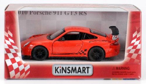 - Toysmith Porsche 911 GT3 RS Die Cast 1:36 Scale - Orange