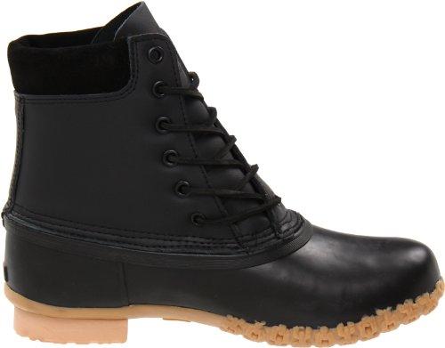 Gourmet Mens 40 Mode Sneaker Svart