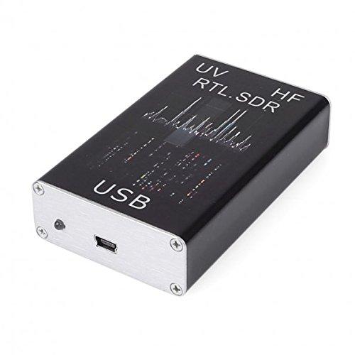 11 opinioni per LeaningTech 100KHz-1.7GHz Full Band UV HF RTL-SDR USB Della Ricevitore del