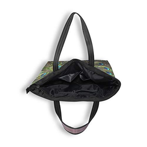 Large para XiangHeFu de mujer Image poliéster hombro Bolso al 99 PX1Pz