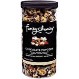 Funky Chunky Chocolate Popcorn, Tall Canister, 19oz
