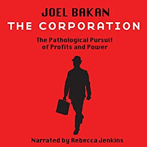 The Corporation Audiobook
