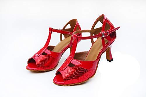 Jazz 36 Femme Modern 5 Cfp Red Rouge 7Z5x0q