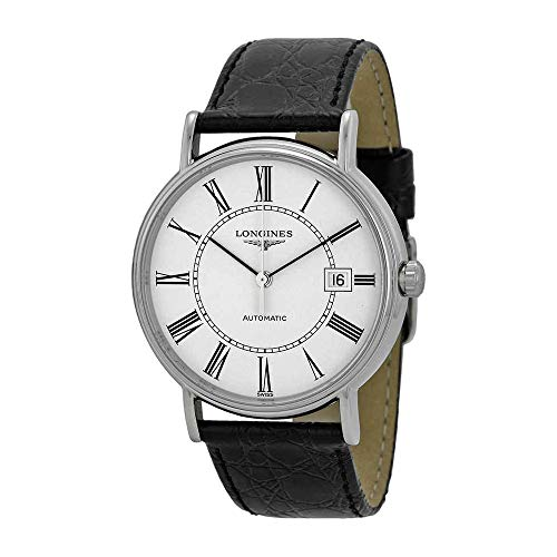 Longines La Grande Classique Automatic White Dial Stainless Steel Mens Watch L4.921.4.11.2 ()