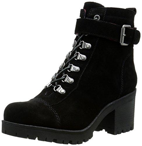 West Nine Black Boot Ursala Women's Suede fxTxqvd