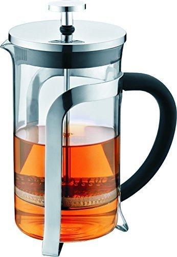 Shopen's French Press 34oz (1 Liter) Coffee & Tea Press. Review