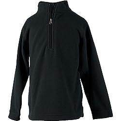 Obermeyer Ultragear 100 Micro Zip T-Shirt, X-Small, Lava