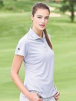 adidas Golf Ladies Climalite Basic Short-Sleeve Polo