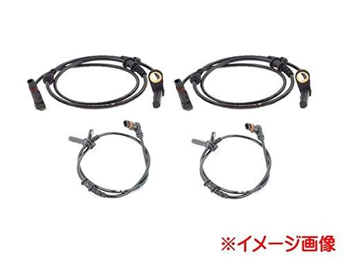 フロント スピードセンサー ABSセンサー 前後左右1台分セット ベンツ W216 CL550 CL600 CL63 CL65 2219050001 2219050201 B0761J4S4S