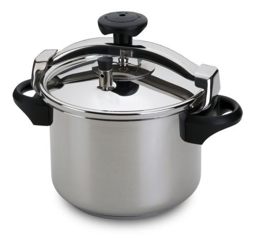 Silampos Stainless Steel Pressure Cooker 4.5/6/8/10/12 Liters Capacity (6)