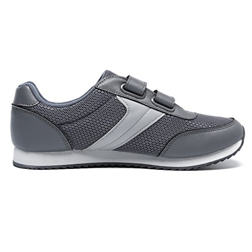 Doublestar Mr Men S Lightweight Hook And Loop Walking Shoes