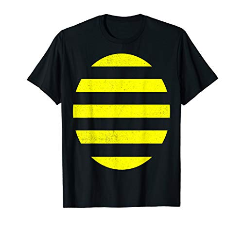 Bee T-Shirt Bumblebee Costume Shirt ()