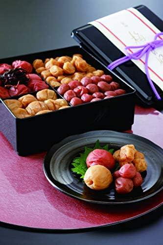 紀州 梅干 梅貴妃 高級 4種セット 200g×4 化粧箱入 マルチョウフーズ