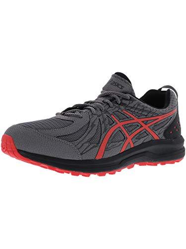 Running 4e Mens 10 Shoe Trail Carbon red 1011a138 Alert Asics Frequent 5wOvxXBIBq