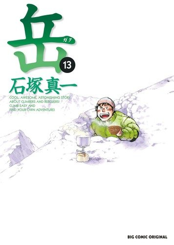 岳 みんなの山 13 (ビッグコミックス)
