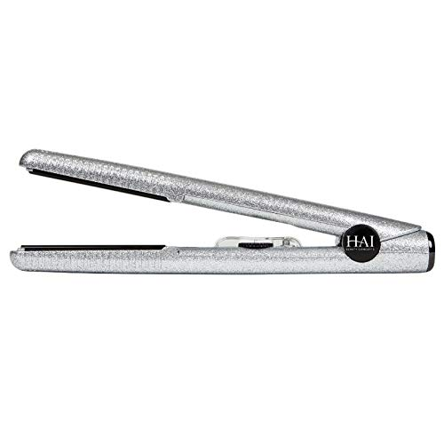 LIMELIGHT by HAI - Hollywood Collection - 1 inch Ceramic Flat Iron - Dual Voltage Hair Straightener