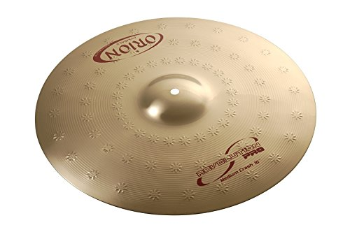 Orion Cymbals RP16MC B08 Alloy Cymbal
