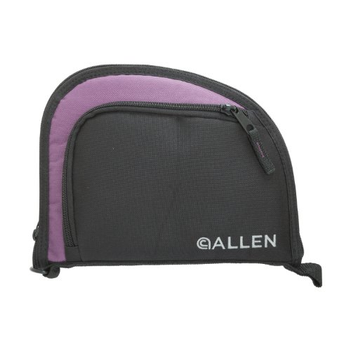"Allen One Pocket 9"" Auto-Fit Handgun Case"