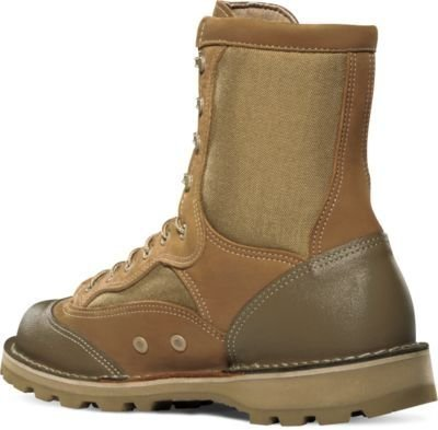 Danner Men's USMC Rat 8'' Steel Toe Boot Mojave 13 W by Danner (Image #1)