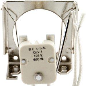 (Buhl Electric GE QLV-1 Socket / Lampholder for MR16 GX5.3 Base Lamps )