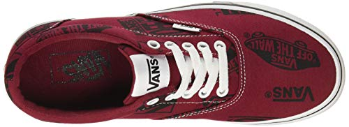 Rumba Para Logo Big Vans Vfa Zapatillas logo Doheny Mix Rojo black Hombre Red Wn1UzFT