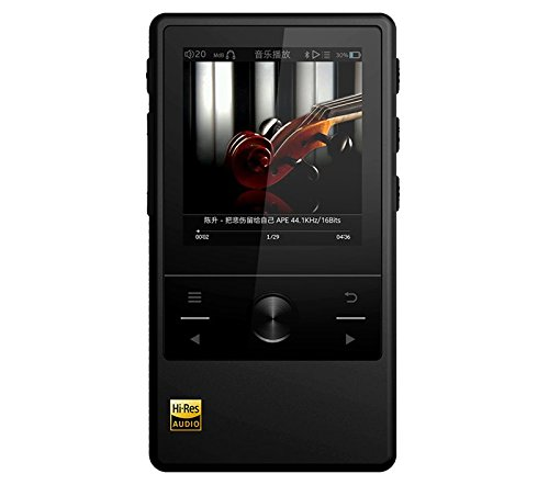 Cayin N3 DAP Master Quality Digital Audio Player, Special Edition with Tempered Glass Back Panel by CAYIN