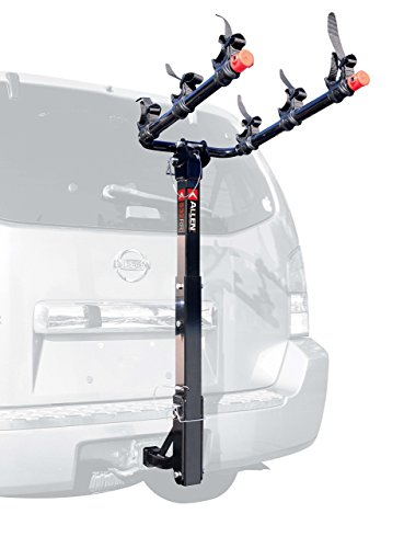 - Allen Sports 3-Bike Hitch Mount Rack with 1.25/2-Inch Receiver (Renewed)