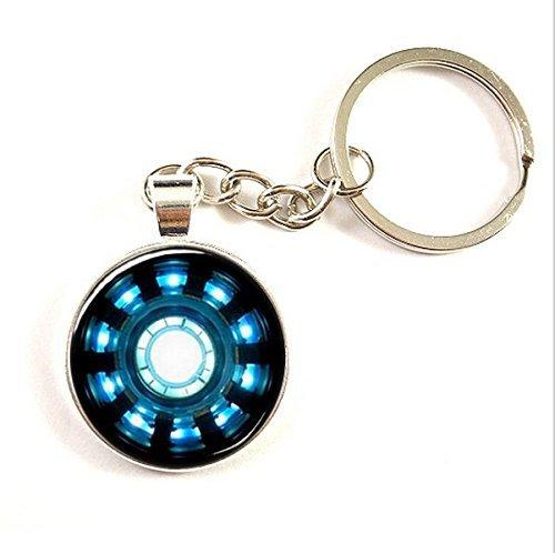 iron man arc reactor keychain - 7