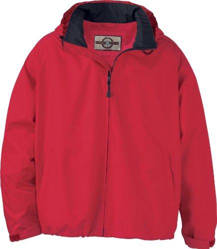 (North End Men's Techno Lite Jacket 3XL MOLTEN RED 751)