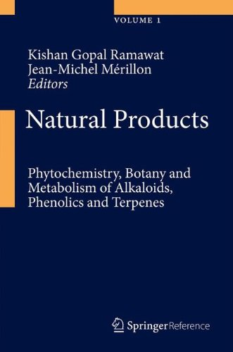 Natural Products: Phytochemistry, Botany and Metabolism of Alkaloids, Phenolics and Terpenes (5 Volume Set)