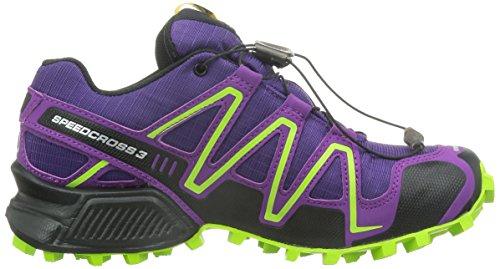 Precio Barato Barato SalomonSpeedcross 3 GTX - Scarpe Running Uomo Viola (Purple (Cosmic Purple/Passion Purple/Granny)) Muy En Línea Precio Al Por Mayor En Línea 3qgrayy0