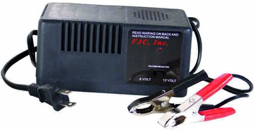 52010 FJC 1 Amp Battery Charger//Maintainer