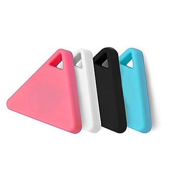 SODIAL Rastreador Inteligente GPS Mini Billetera Bluetooth buscador de Llave localizador Alarma de Mascota Nino
