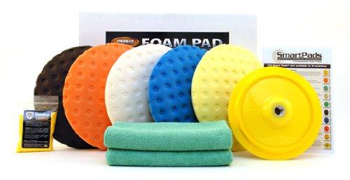 Advanced Curved Edge 8.5 inch CCS Foam Pad (Ccs Foam Pad Kit)