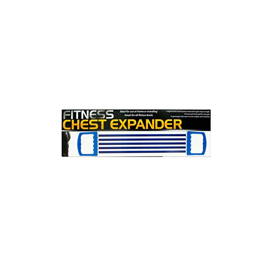 Kole Imports Fitness Chest Expander