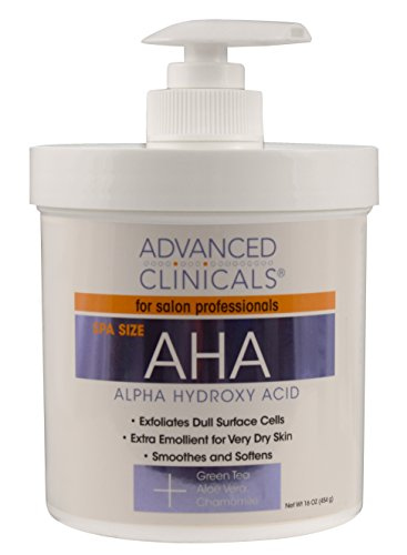 Alpha Hydroxy Acid - 16oz Spa Size (Retinol Body Cream compare prices)