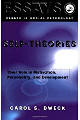 Self-Theories: Their Role in Motivation, Personality, and Development: 1st (first) Edition Paperback