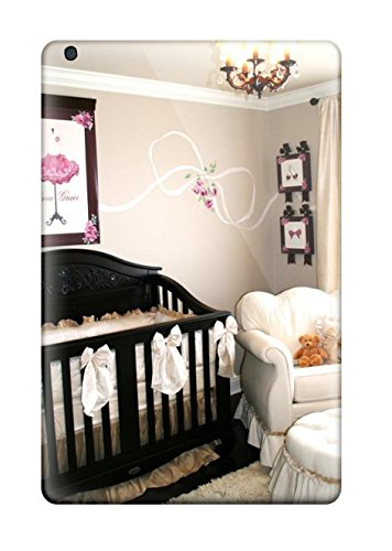 New Cute High Quality Ipad Mini/mini 2 Espresso Lifetime Crib In Neutral Nursery Case
