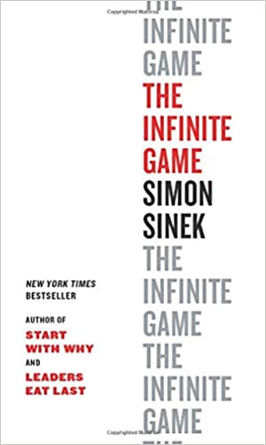 The Infinite Game book cover