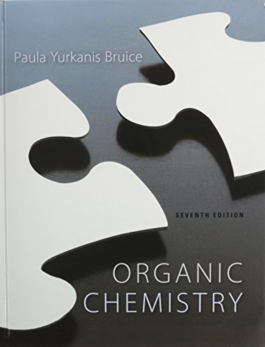 Organic Chemistry & Study Guide and Student Solutions Manual for Organic Chemistry, Books a la Carte Edition (7th Ed