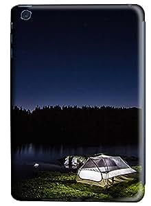 iPad Mini Case,iPad Mini Cases - landscapes nature camp 37 Custom Design iPad Mini Case Cover - Polycarbonate