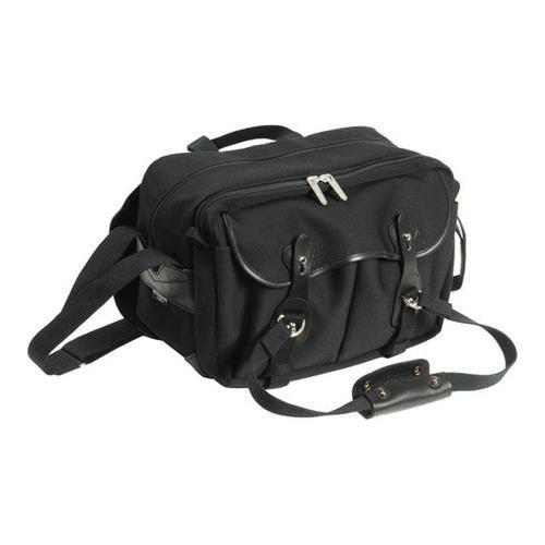 Billingham 335 Black Canvas Camera Bag with Black Leather Trim by Billingham (Image #4)