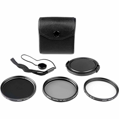 Bower VFK58C 58mm 5-Piece Digital Filter Kit