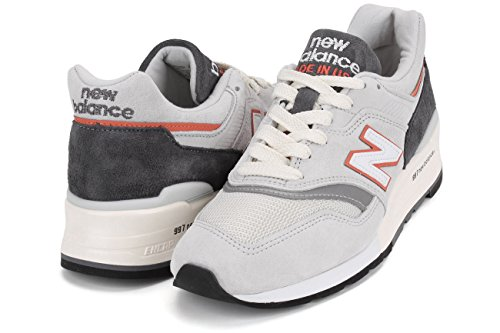 New Balance M997, CSEA grey/orange CSEA grey/orange