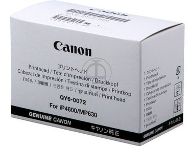 Genuine Canon OEM QY6-0072 Printhead for Pixma IP4600 IP4700 MP630 MP640 Printer Print Head