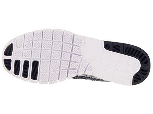 Nike SB Boston Max Skateboarding Schuhe Wolfsgrau / Obsidian / Weiß