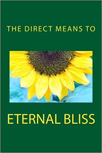Book The Direct Means to Eternal Bliss