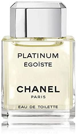 PLATINUM EGOISTE Eau de Toilette Spray, 1.7 oz./ 50 mL