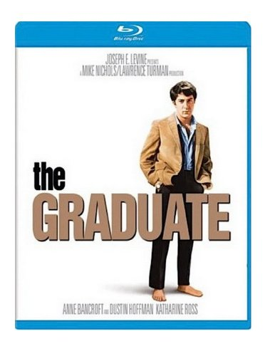 Blu-ray : The Graduate (Special Packaging, Pan & Scan)